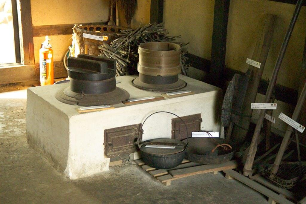 Traditional Kamado Grill