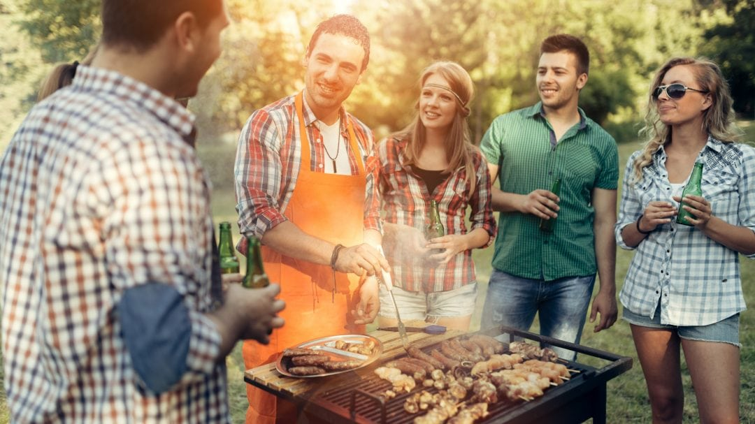 BBQ Party Group