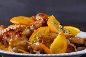Citrus Sweet Orange BBQ Sauce Recipe