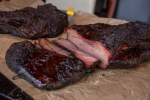 How to Smoke a BBQ Brisket Texas-Style