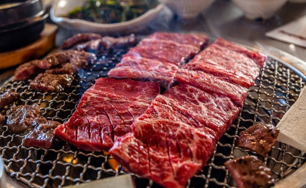 Best Korean BBQ restaurants in Las Vegas