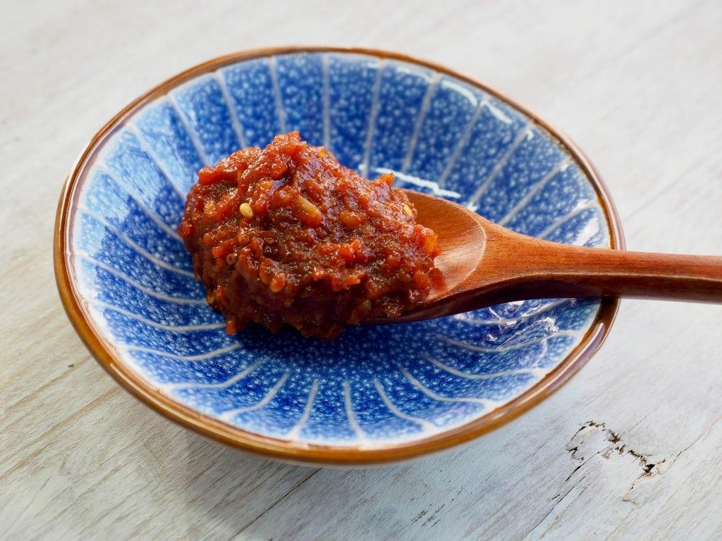 Korean BBQ Ssamjang Sauce