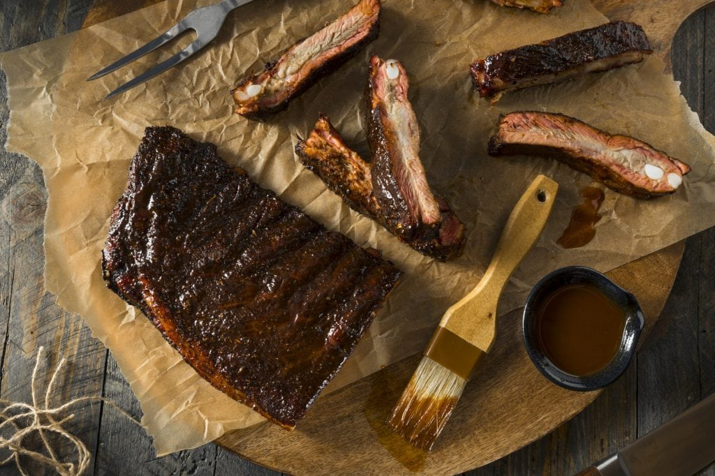 BBQ Smoked Ribs Recipes